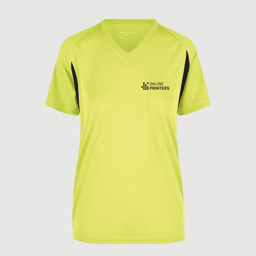 neon yellow / black